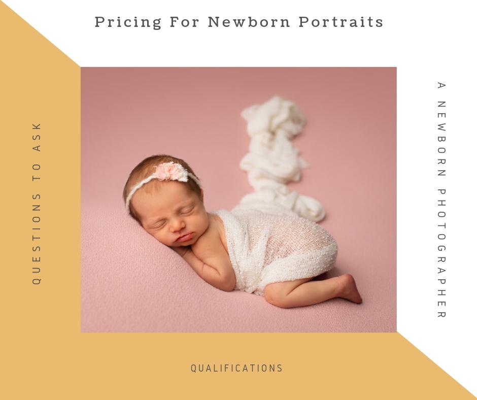 pricing for newborn portraits in Richmond VA | www.sarahkanephotography.com