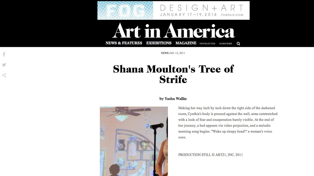 Art In America Review