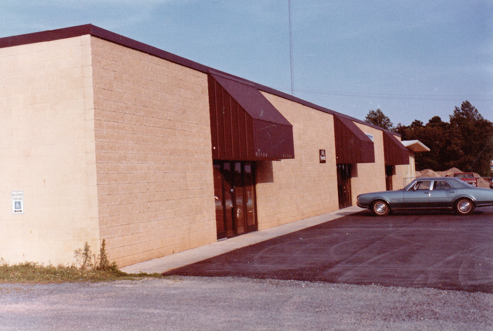 First meeting place: Matthews, NC  1980