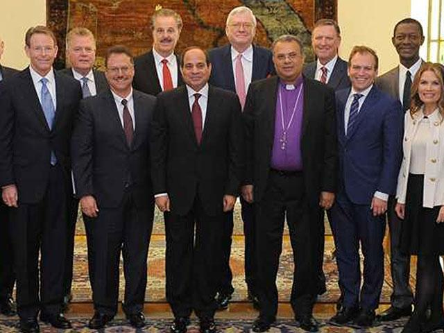 president of egypt and us reps.jpg