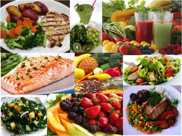 Prototypical Healthy Diet:  the best possible diet you can consume consists of fruits, vegetables, fish, and boneless, skinless, chicken breasts but is very very difficult to maintain.