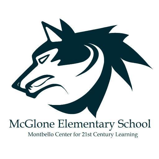McGlone Elementary School Logo