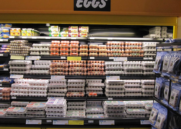 With so many options, claims, and prices what eggs should I buy?  Picture courtesy  Sweet Potato Chronicles .