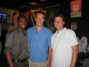 Matt, Ken & Milton
