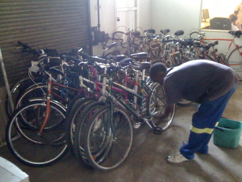 20 bikes for Cape Argus