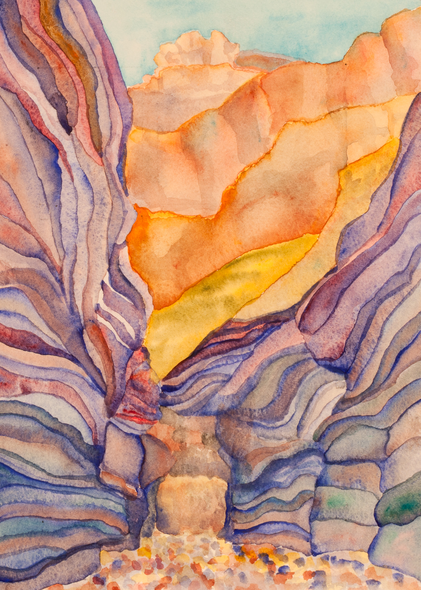 Tuck Up Canyon
