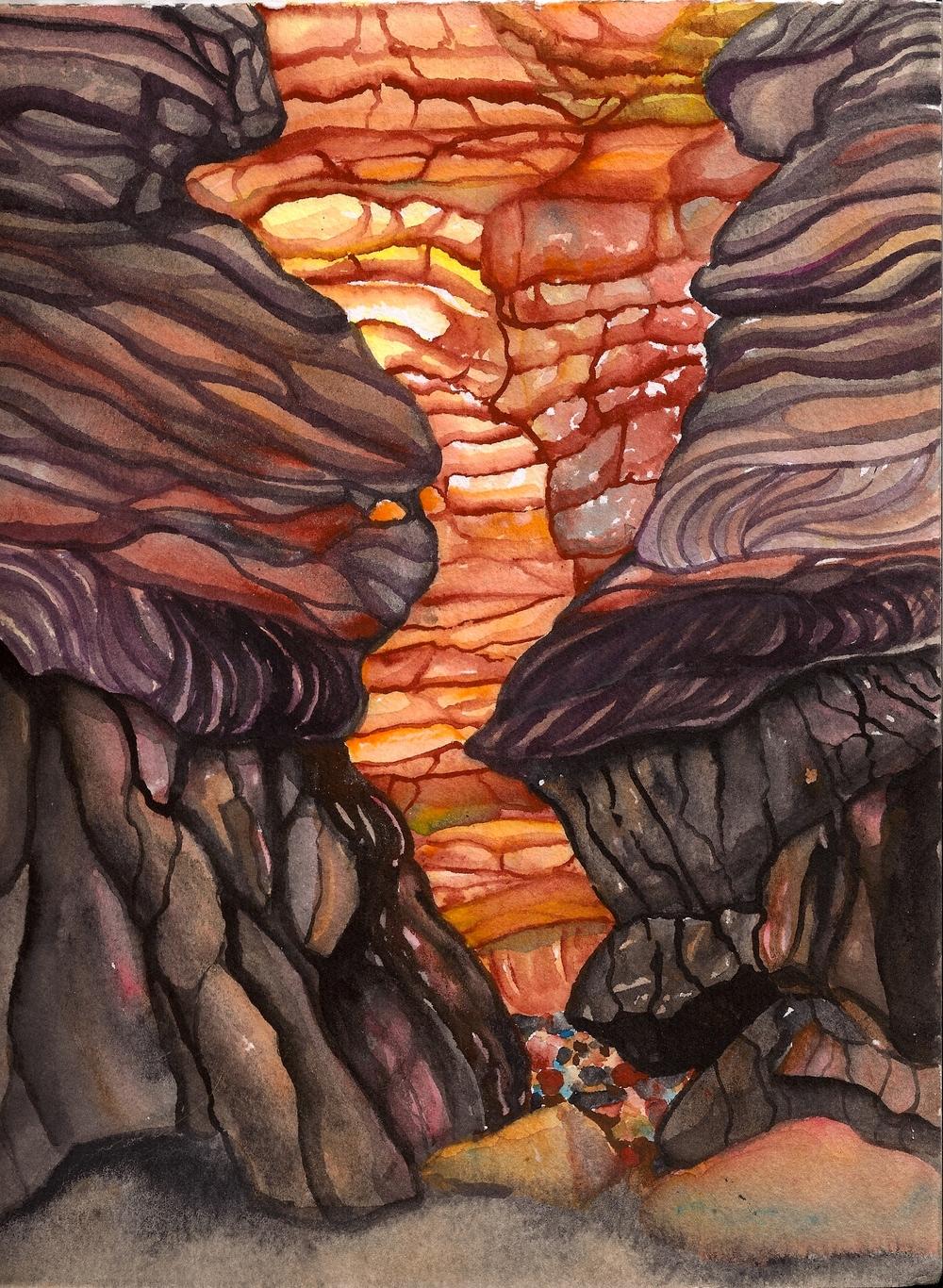 Blacktail Canyon