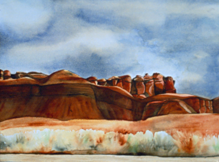NEAR MEXICAN HAT