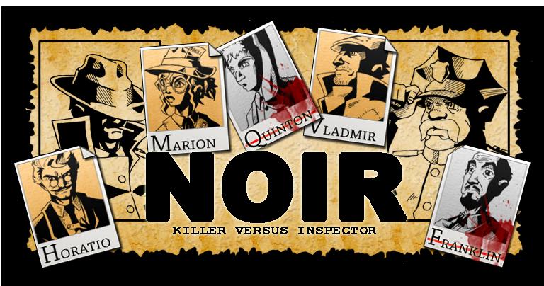Noir: Killer vs. Inspector