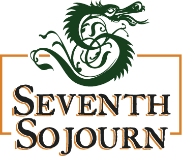 Seventh Sojourn's official logo, Copyright 2018.
