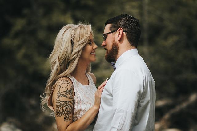 Ladies dig the well-kept beard.