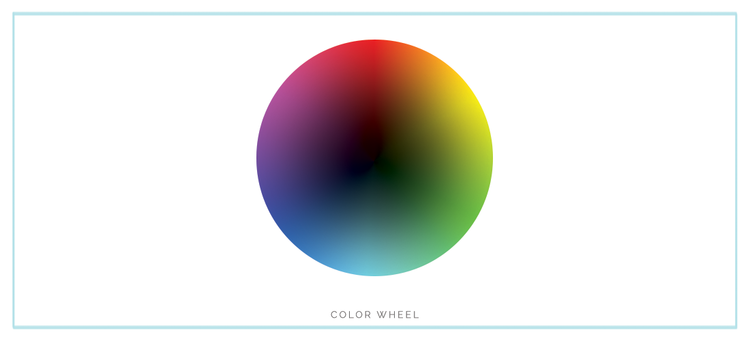 The Basics Types Of Color Palettes Are Named Based On Position Colors In Your Palette Wheel