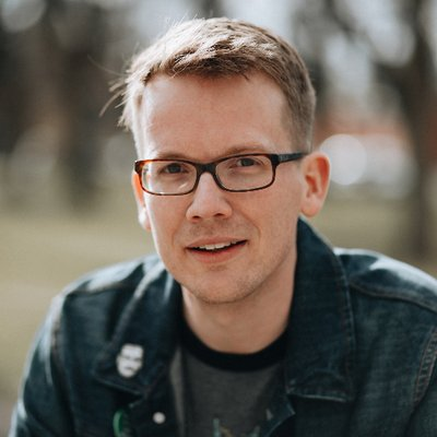 Photo of Hank Green