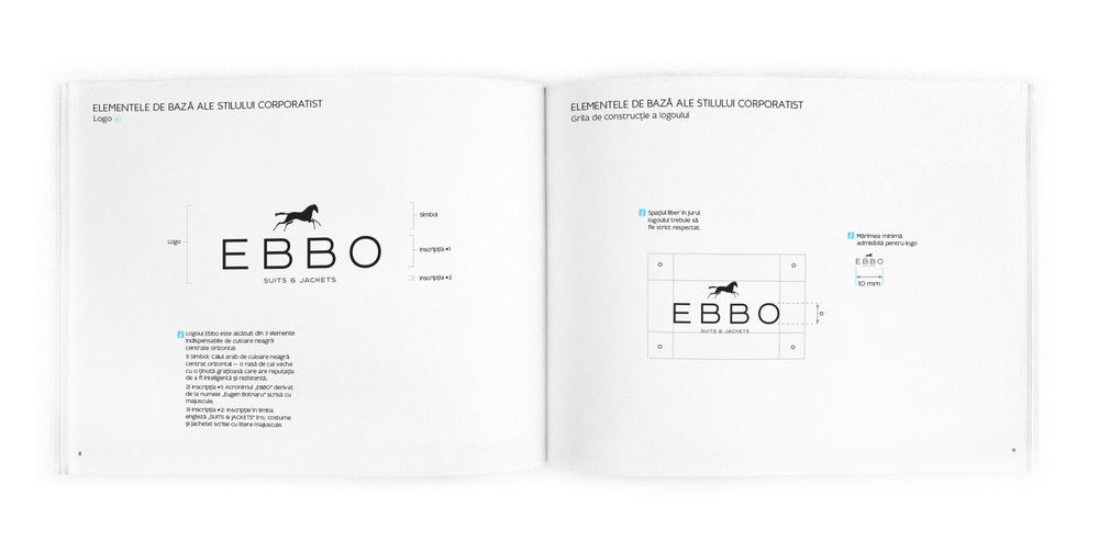 Brandbook – Logo Construction