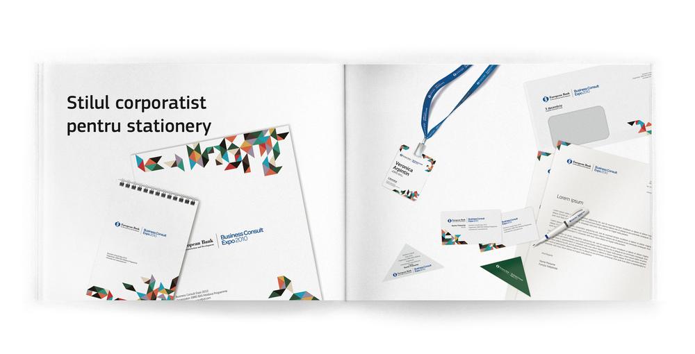 Brandbook – Stationery