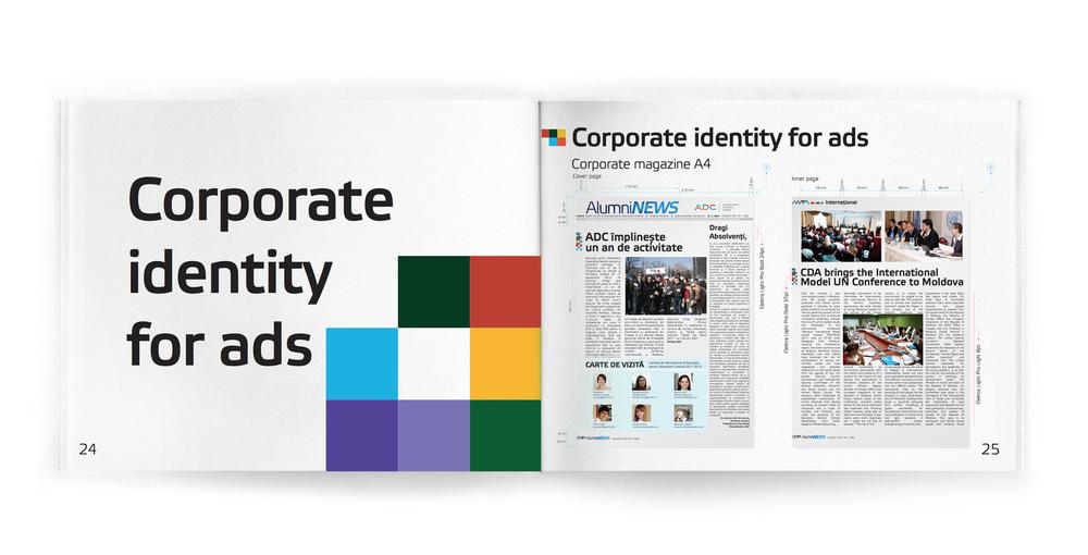 Brandbook – Corporate Newspaper