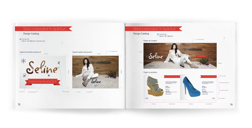 Brandbook – Lookbook Design