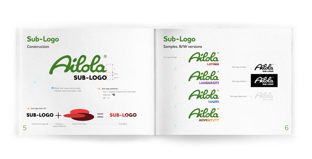 Brandbook – Sub-Logo