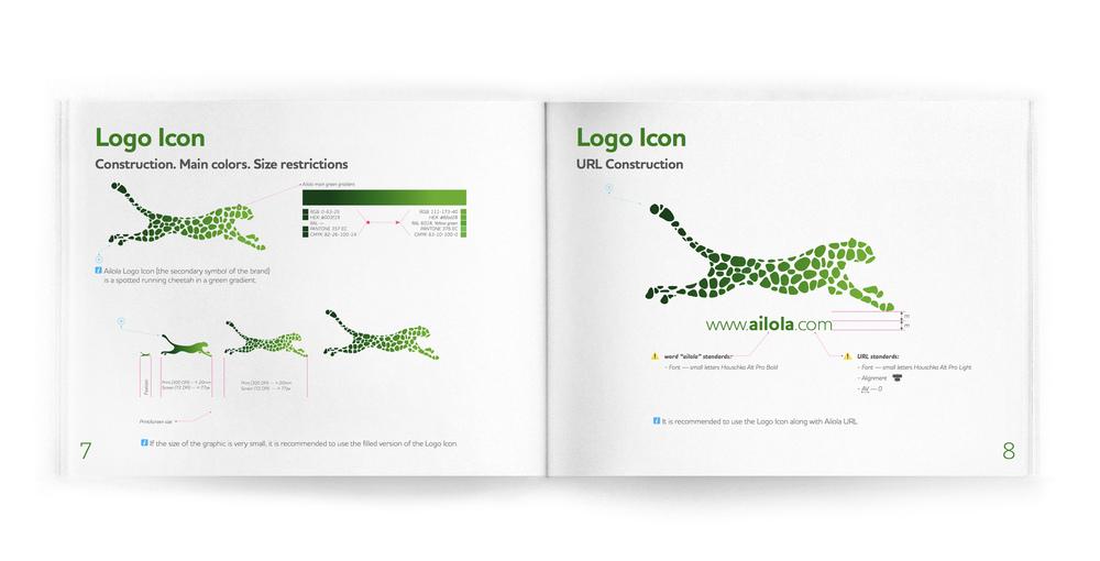 Brandbook – Logo Icon