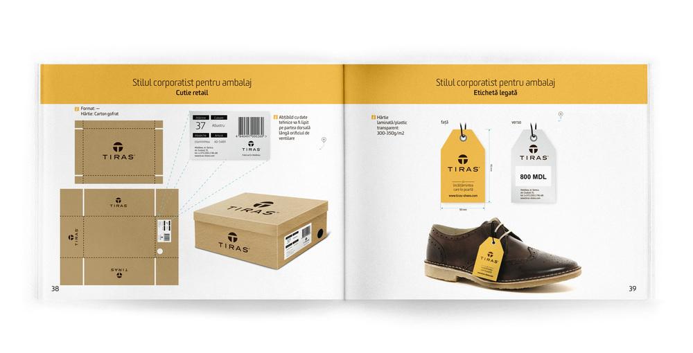 Brandbook – Packaging