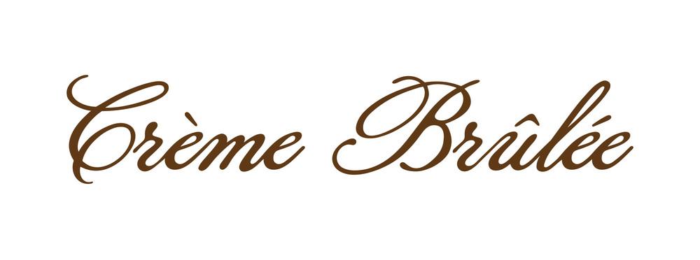 Crème Brûlée Logo