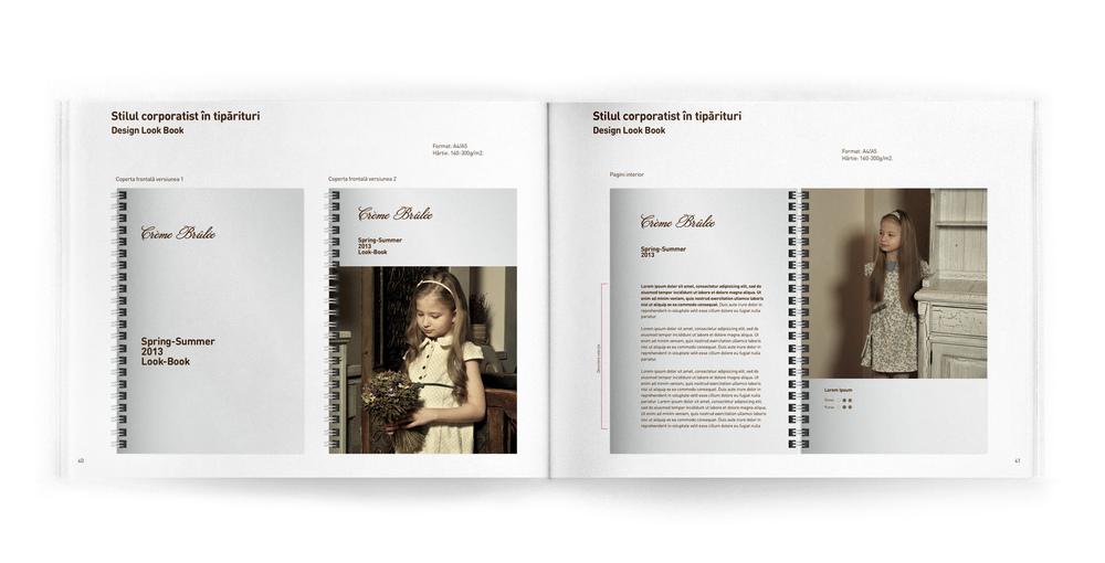 Brandbook – Lookbook Design