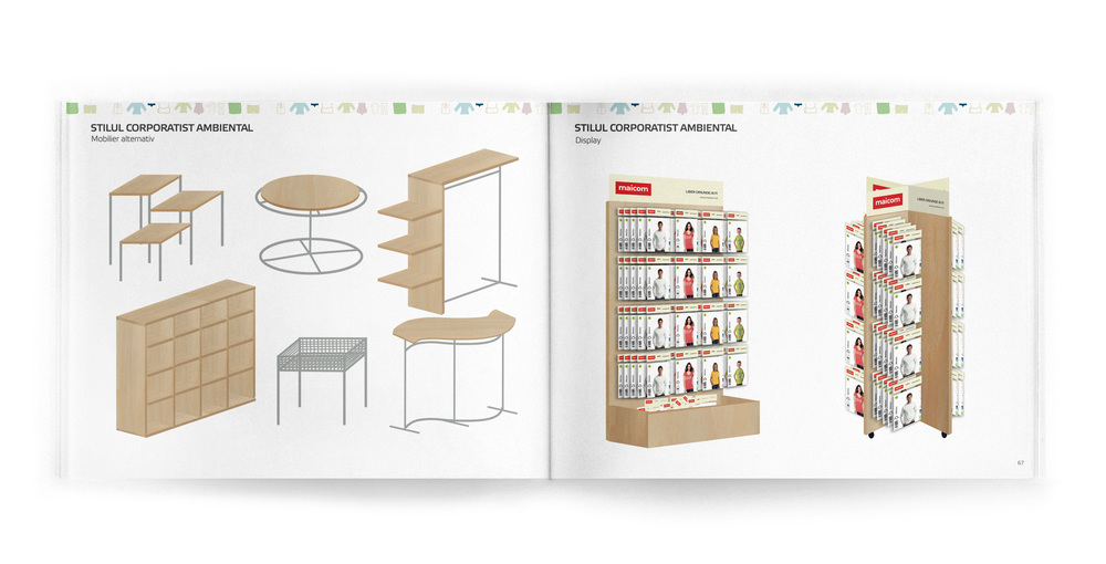 Brandbook – Store Furniture