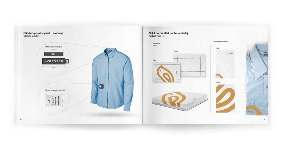 Brandbook – Packaging