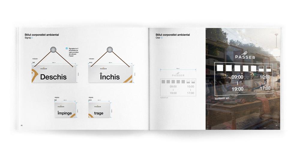 Brandbook – Signage