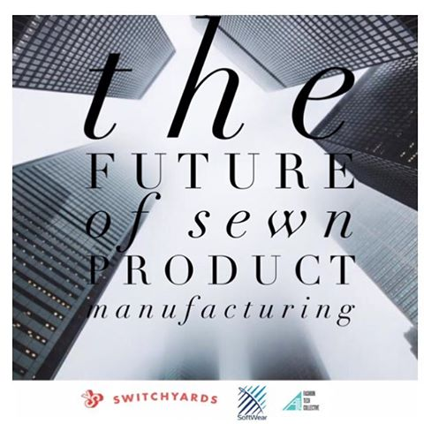 Join our friends  @atlfashtech and @greigemkt on Wednesday August 10th 6PM at @switchyards for a panel discussion on the future with sewn manufacturing with Atlanta based start-up Softwear Automation Inc. RSVP link in bio.  #atlfashtech #atlfashcal #softwearinc #madeinatlanta #startup #atlanta