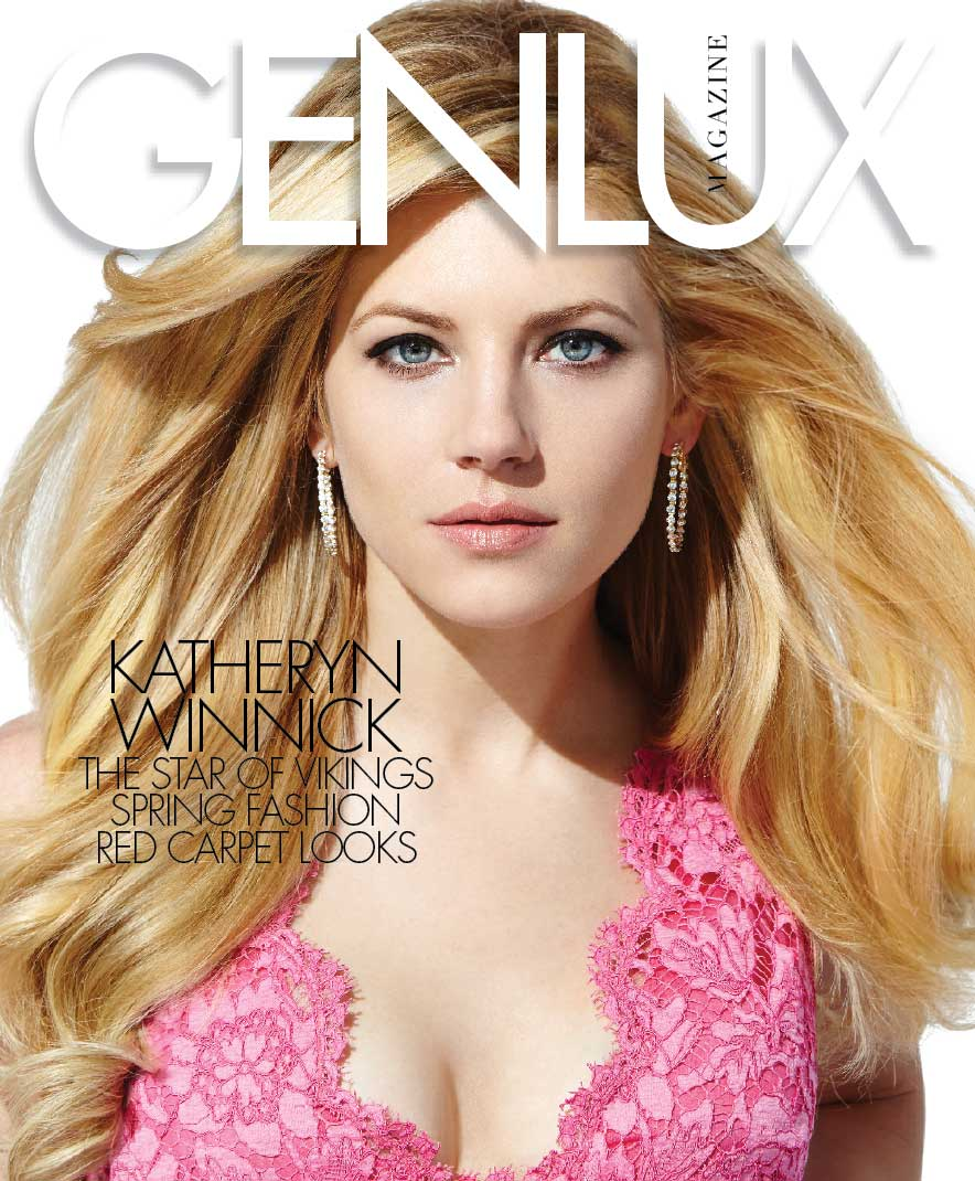 genlux spring katheryn winnick cover - test B