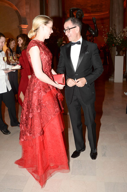 Colin Bailey, Marissa Mayer attend the Salvatore Ferragamo 2014 Mid-Winter gala to benefit the Fine Arts Museums, San Francisco