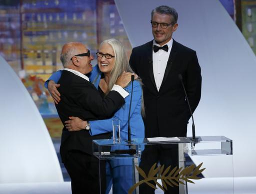 JANE CAMPION WITH MICHAEL NYMAN