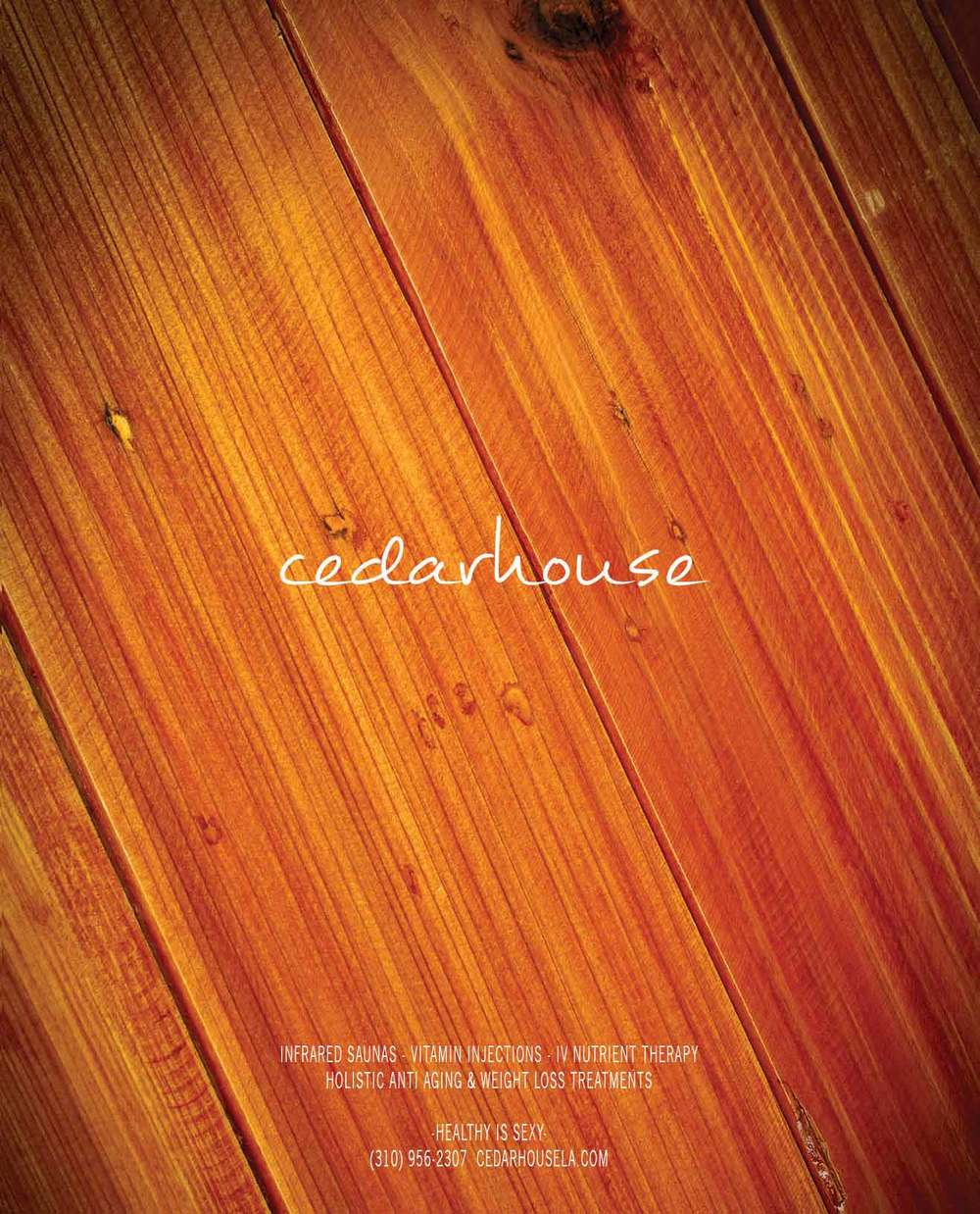 click to go to CEDARHOUSE