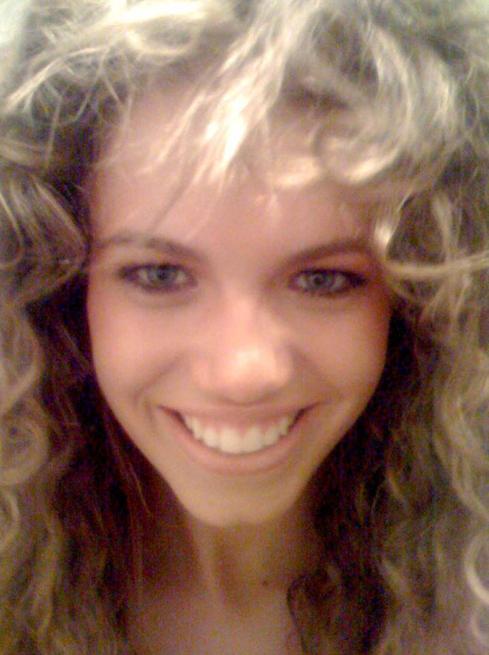 14-year-old Hailey Clauson at Genlux shoot on January 28, 2009.