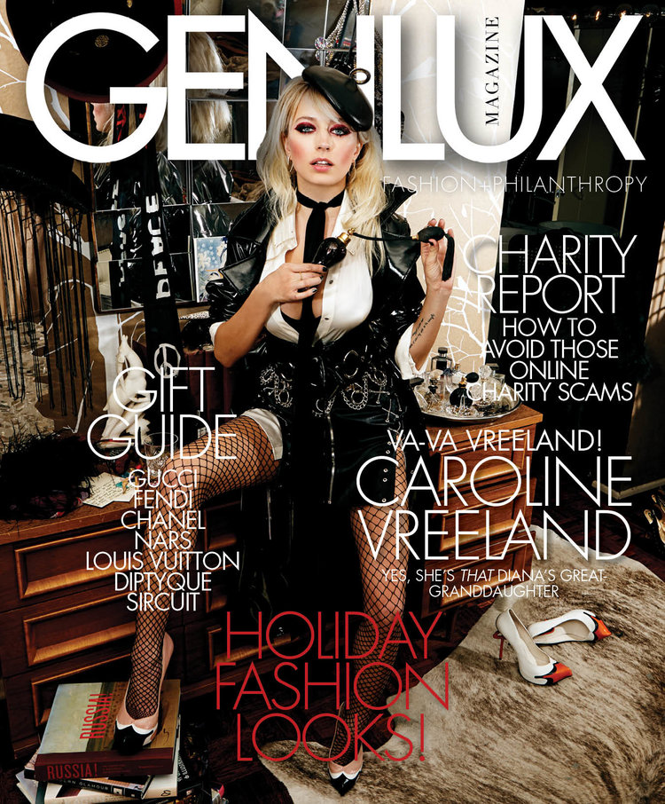d7542e00ab1b GENLUX THE LUXURY FASHION+PHILANTHROPY MAGAZINE