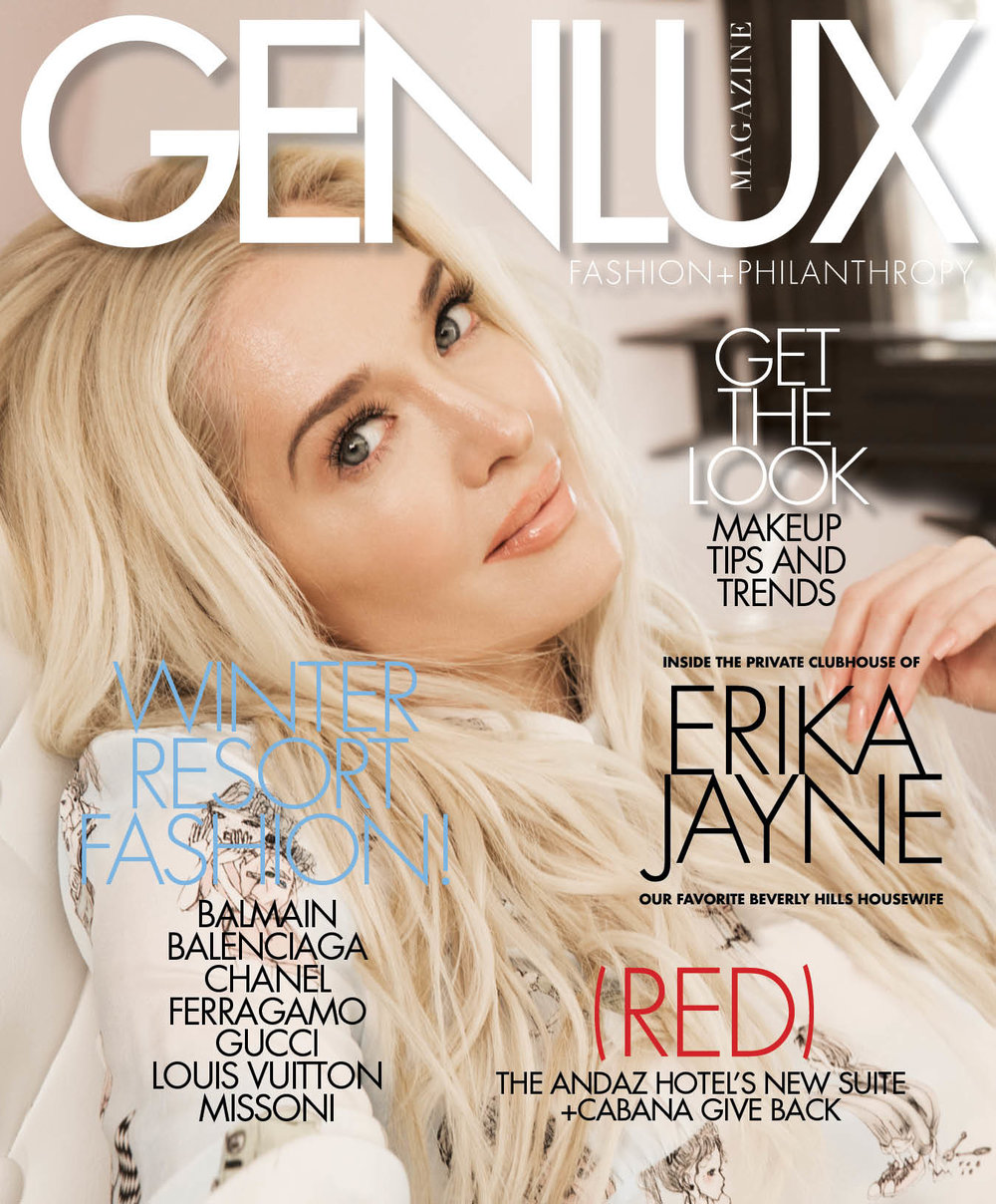 Click on cover to view GENLUX WINTER/RESORT issue