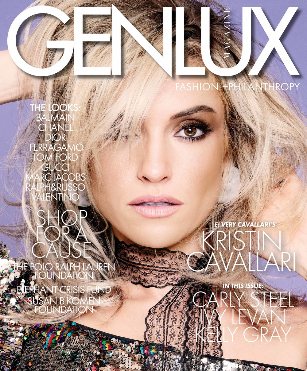 Click on cover to view Kristin Cavallari issue now!