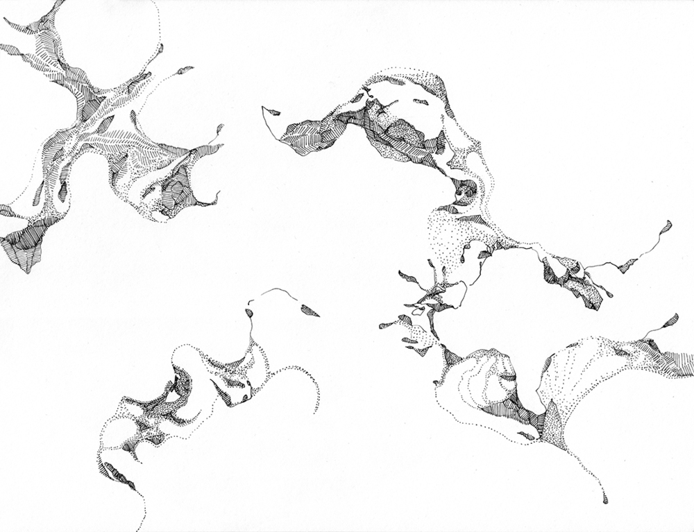Drawing #113, 2013