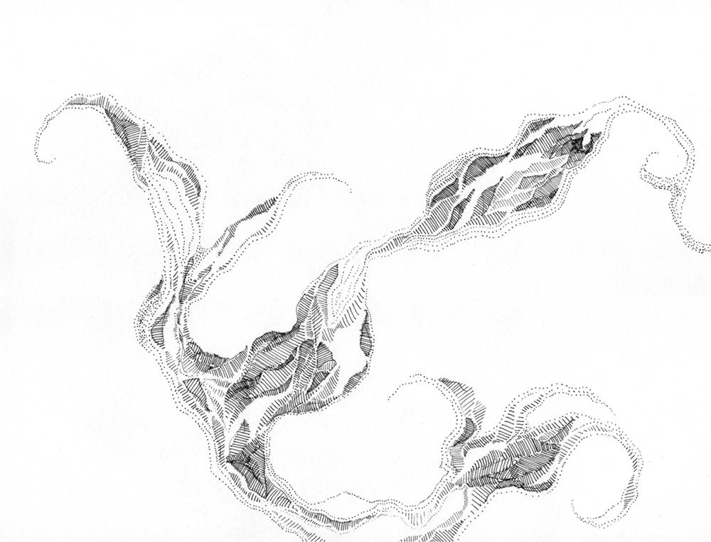 Drawing #111, 2013