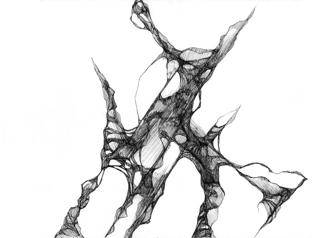 Drawing #26, 2013
