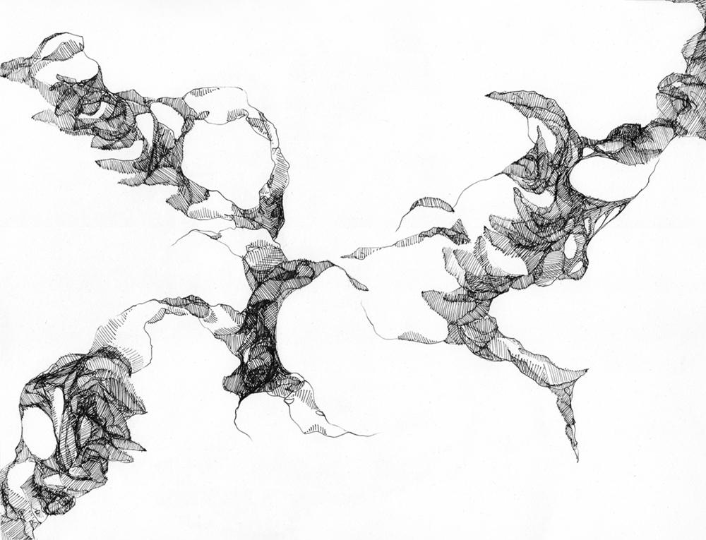 Drawing #21, 2013