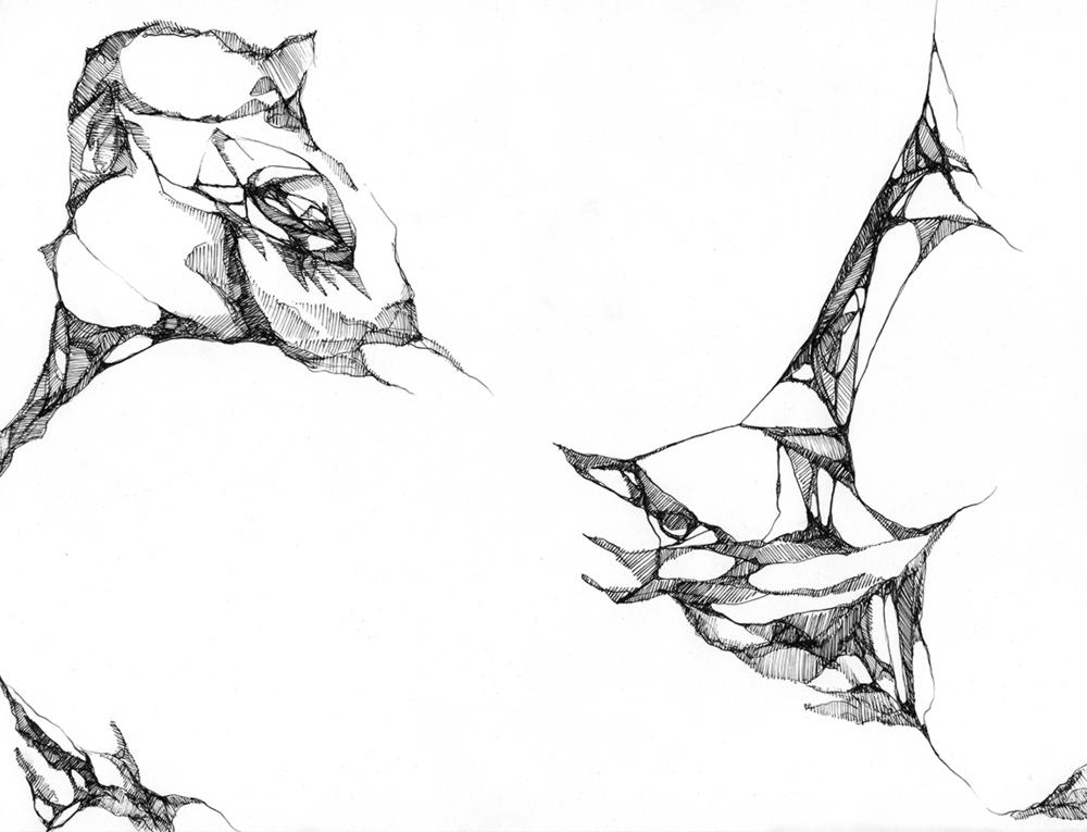 Drawing #65, 2013