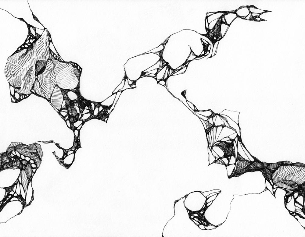 Drawing #115, 2013