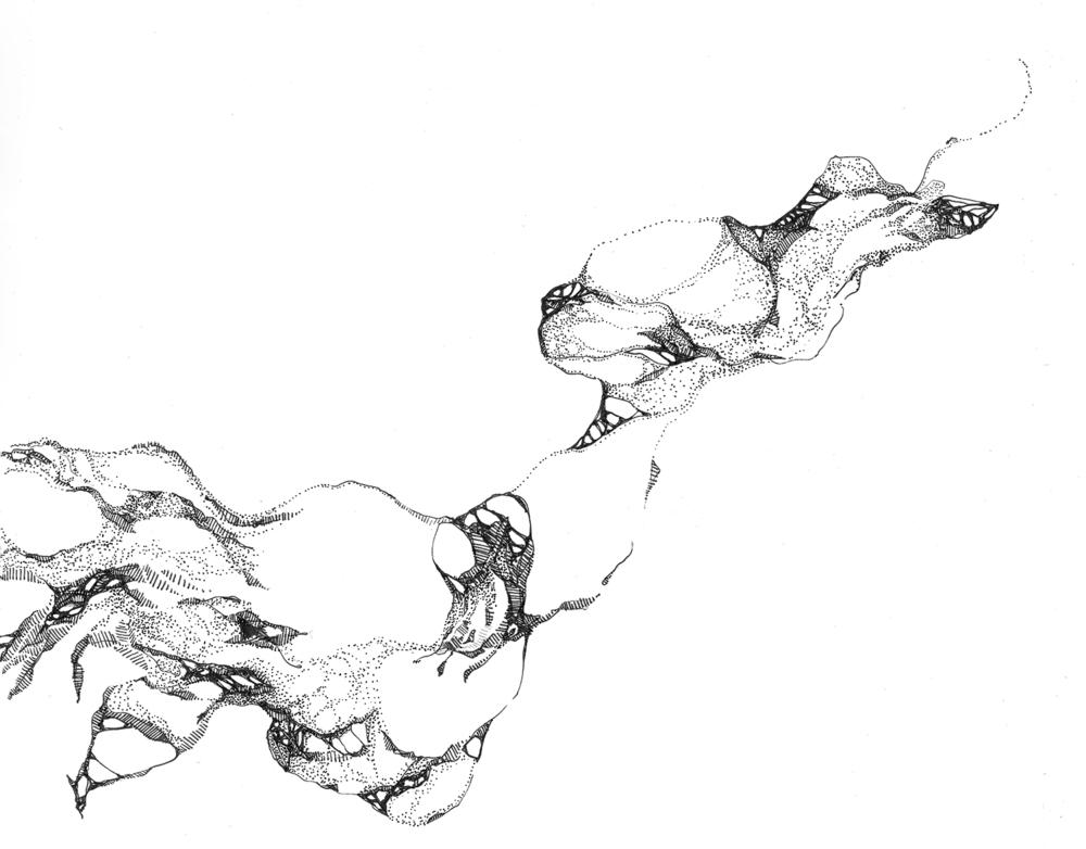 Drawing #121, 2013