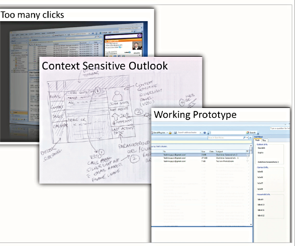 Outlook-Siebel integration