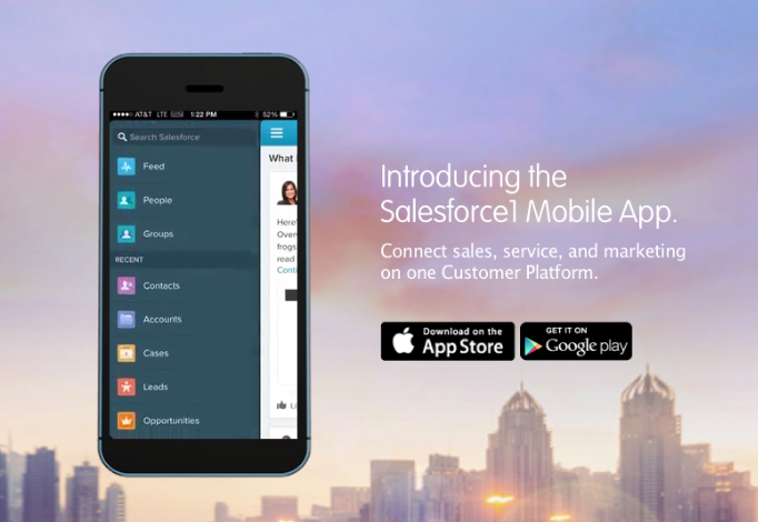 Salesforce1 Mobile