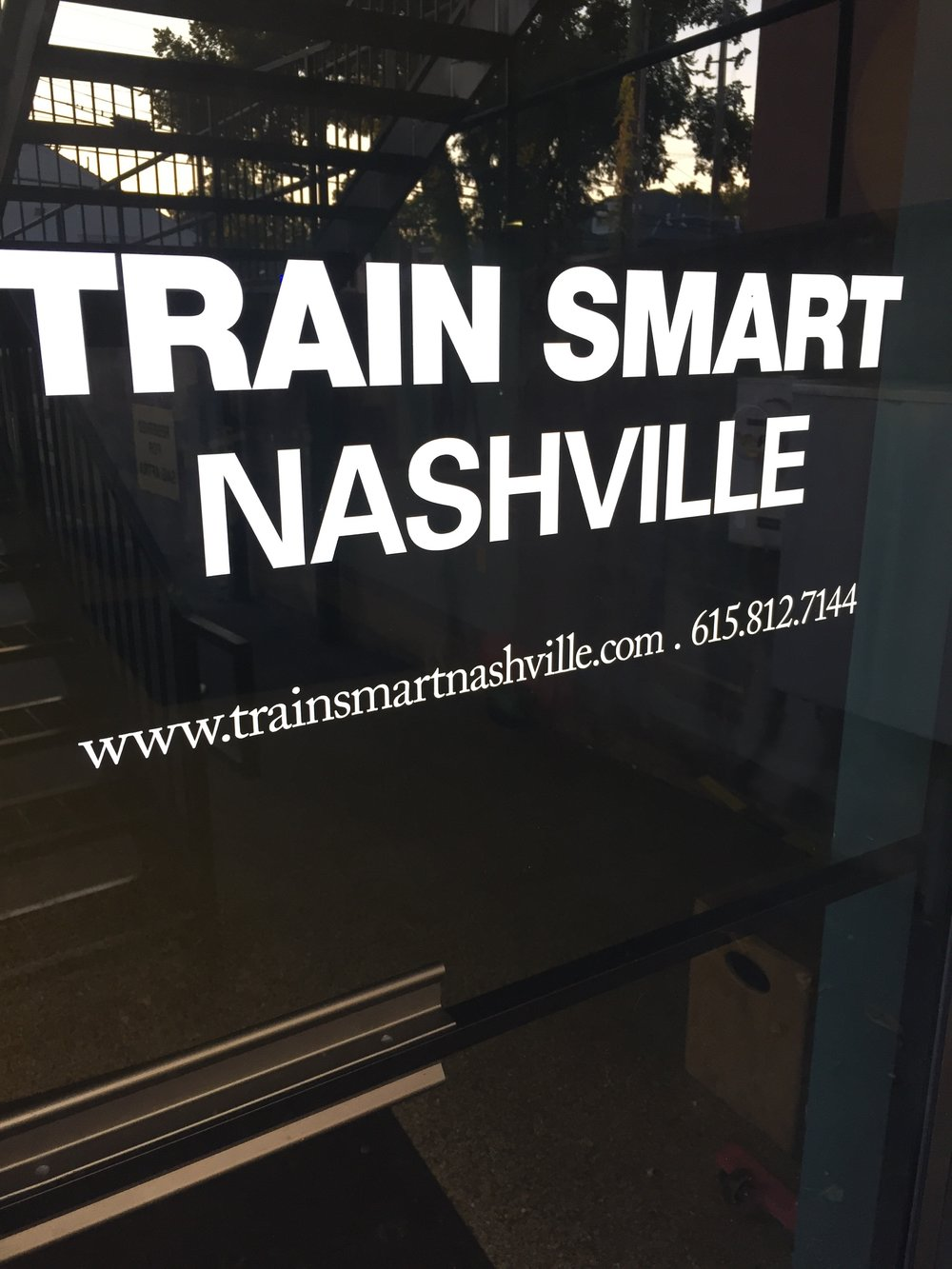 Darren Purcell - Coming Later this week on Lambo's Social Club Episode 6 will be a look into a healthy lifestyle and interview with Darren Purcell, a very skilled personal trainer and owner of Train Smart Nashville.Train Smart Nashville