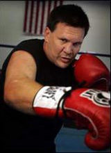Frank Wood - Knockout Fitness - Knockout Fitness is now in its 23rd year of business and provides a fully equipped boxing gym including a regulation sized 20' boxing ring. During that same time, Frank's professional career also took off and he successfully fought across the United States and internationally from 1995 until his retirement in 2006, compiling a 26-4 record with 18 knockouts.
