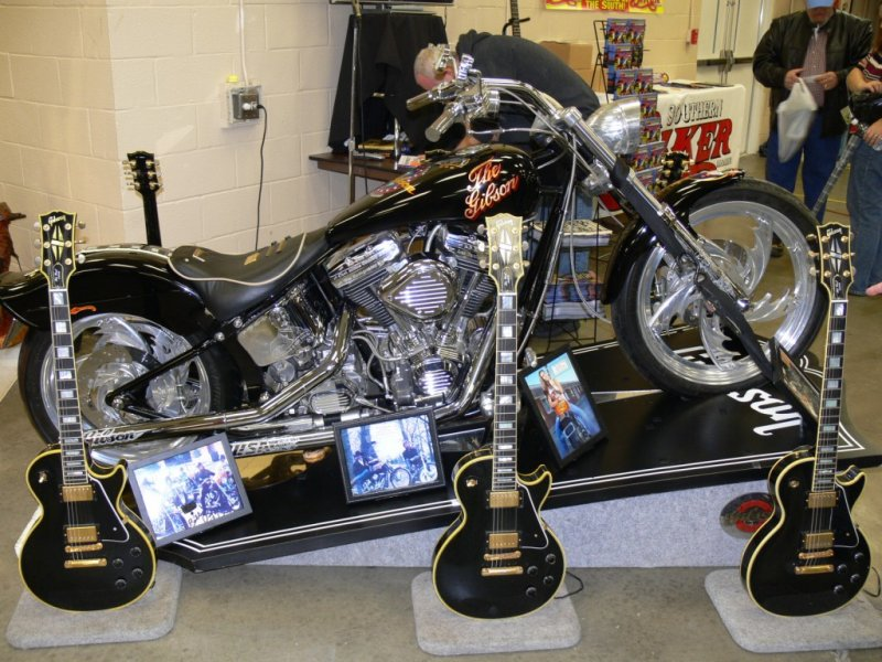 Bobby Appleton Custom - This Bike was the one Tommy and Pat spoke about in episode 11, it was at the event they met at years ago, and is now on display in Sturgis South Dakota, a place near and dear to both now and for years to come.